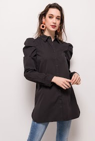 IN VOGUE puff sleeve shirt