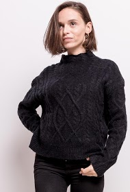 IN VOGUE verdrehter pullover