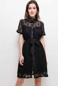 IN VOGUE robe chemise