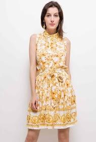 IN VOGUE robe plissée
