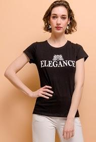 IN VOGUE t-shirt elegance
