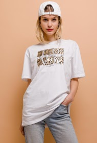 IN VOGUE t-shirt long love