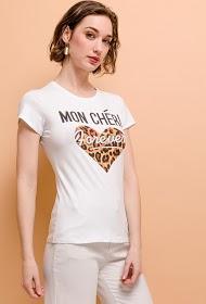 IN VOGUE t-shirt mon cheri