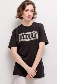 IN VOGUE t-shirt vogue