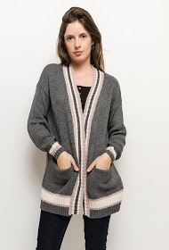 GG LUXE knitted vest