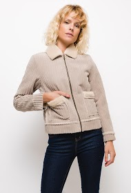 INFINITIF PARIS corduroy jacket
