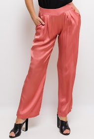INFINITIF PARIS silky smooth trousers