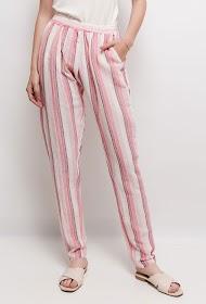INFINITIF PARIS striped trousers