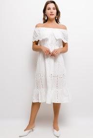 INFINITIF PARIS kanten jurk