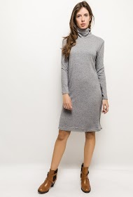 GG LUXE fine knit sweater dress