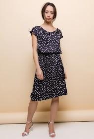 INFINITIF PARIS satin dress