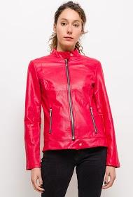 INFINITIF PARIS giacca in similpelle