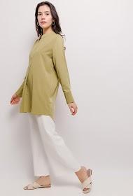 JASMINAH PARIS fluid blouse