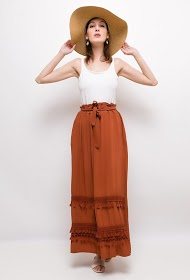 JASMINAH PARIS jupe longue