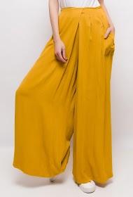 JASMINAH PARIS pantalon large fluide