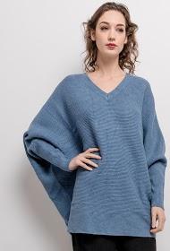 JASMINAH PARIS batwing sleeve sweater