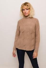 JASMINAH PARIS twisted sweater