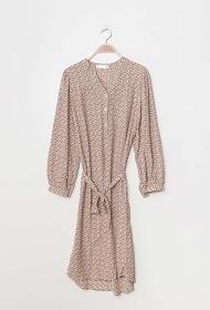 JASMINAH PARIS loose printed dress