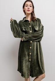 JASMINAH PARIS shirt dress