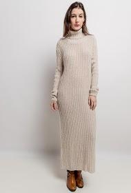 JASMINAH PARIS knitted dress and vest