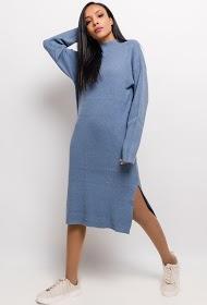 JASMINAH PARIS vestido de malha