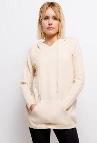 JASMINAH PARIS camisola de malha