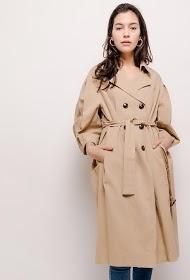 JAUNE ROUGE trench-coat
