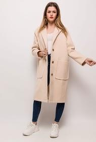 JCL PARIS chic coat