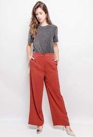 JCL PARIS wide flowing pants