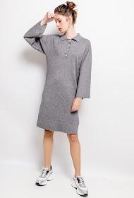JCL PARIS knitted dress