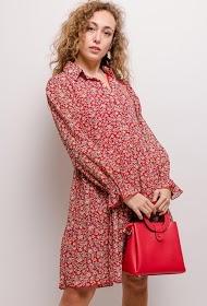 JCL PARIS printed dress