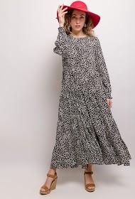 JCL PARIS long loose dress