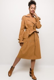 JCL PARIS trench-coat