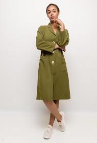 JCL PARIS chaqueta recta