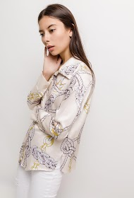 JESSY ET CO silky shirt