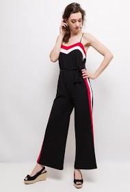 JOLIFLY tricolor jumpsuit