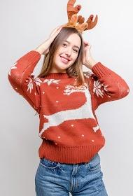 JOLIFLY maglione di natale