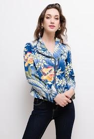JOLIFLY flower jacket