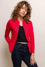 JOLIFLY officer's jacket