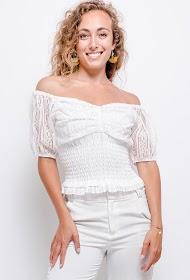 JOLIO & CO lace blouse