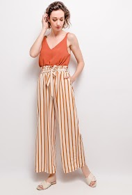 JOLIO & CO striped pants