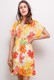 JOLIO & CO flowery dress