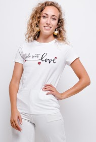 JOLIO & CO t-shirt made with love
