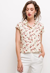 JÖWELL chemise fleurie