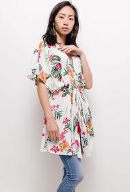 JÖWELL kimono fleurie