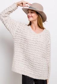 JÖWELL textured soft sweater