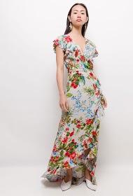 JÖWELL long wrap dress