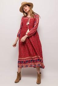 JÖWELL robe longue bohème