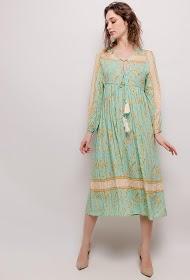 JÖWELL robe longue mprimée