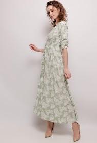 JÖWELL robe longue tropicale